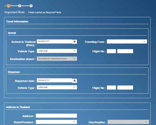 泰國移民局Online Visa on Arrival線上申請落地簽證5.jpg