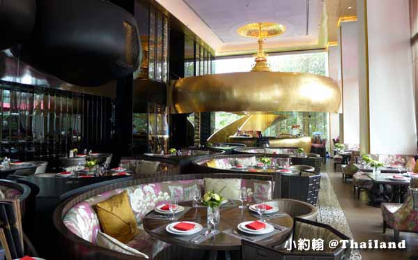 泰國曼谷OSHA Bangkok曼谷歐沙泰式時尚料理餐廳1.jpg