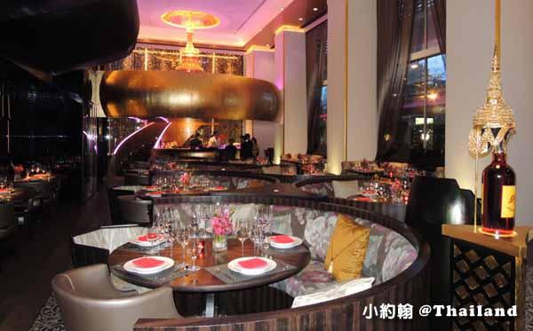 泰國曼谷OSHA Bangkok曼谷歐沙泰式時尚料理餐廳3.jpg