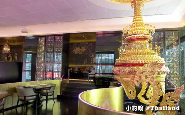 泰國曼谷OSHA Bangkok曼谷歐沙泰式時尚料理餐廳4.jpg