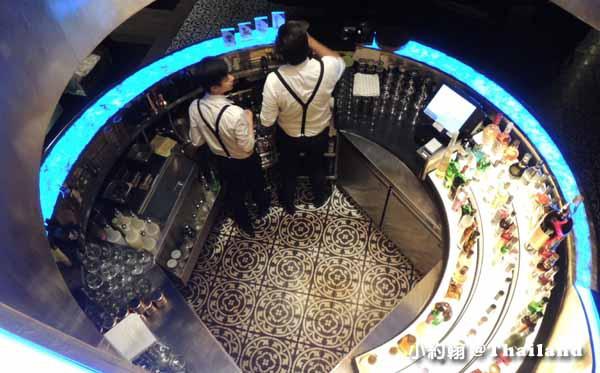 泰國曼谷OSHA Bangkok曼谷歐沙泰式時尚料理餐廳7.jpg