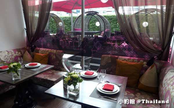 泰國曼谷OSHA Bangkok曼谷歐沙泰式時尚料理餐廳8.jpg
