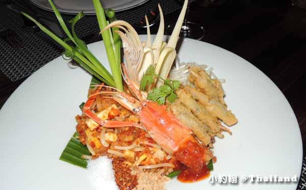 OSHA Bangkok 曼谷歐沙 泰式時尚料理餐廳 泰式炒麵.jpg
