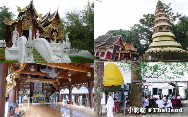 清邁Wat Ram Poeng佛寺