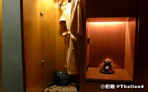 清邁按摩SAP館Anantara Spa Massage Chiang Mai按摩館房間浴衣.jpg