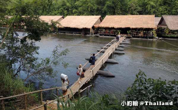River Kwai Jungle Rafts泰國桂河叢林竹筏客棧水上度假村.jpg
