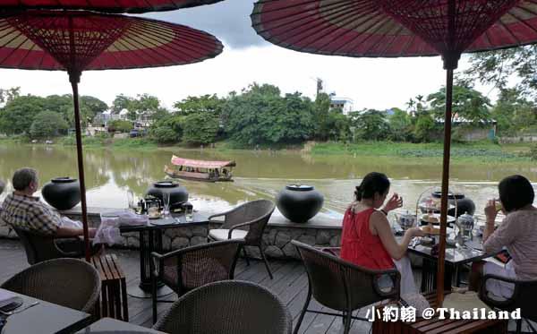 Anantara Chiang Mai Afternoon Tea清邁賓河邊老樹下享受下午茶3.jpg