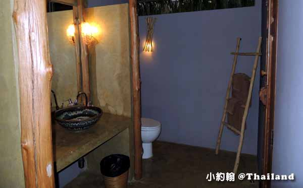 安帕瓦綠色飯店Asita Eco Resort@Amphawa浴室.jpg