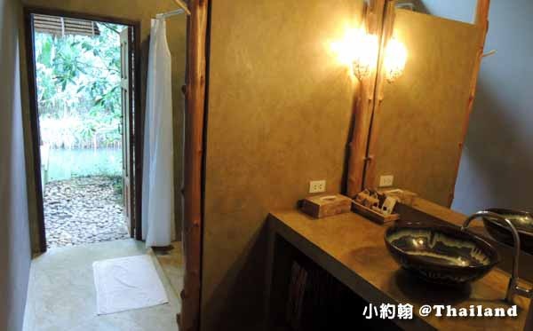 安帕瓦綠色飯店Asita Eco Resort@Amphawa浴室2.jpg