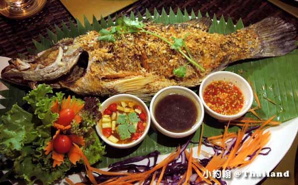 安帕瓦綠色飯店Asita Eco Resort@Amphawa晚餐2.jpg