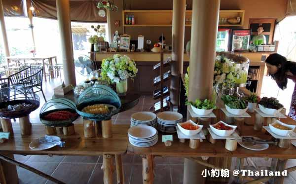 安帕瓦綠色飯店Asita Eco Resort@Amphawa早餐吧2.jpg