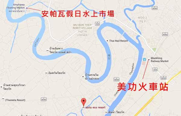 安帕瓦綠色飯店Asita Eco Resort@Amphawa MAP.jpg