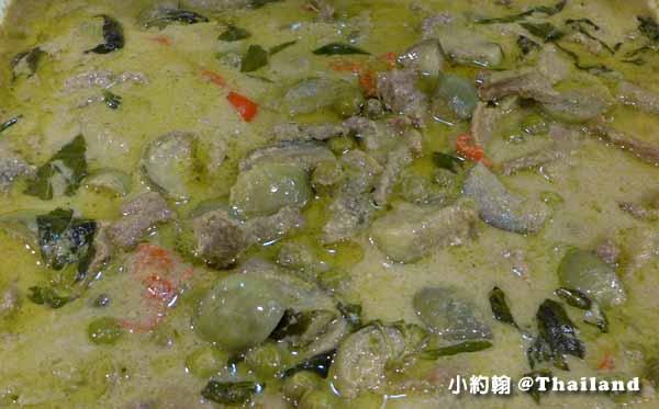 曼谷捷運Chit Lom站Mango 99午餐469元吃到飽餐廳@Arnoma Hotel綠咖哩.jpg