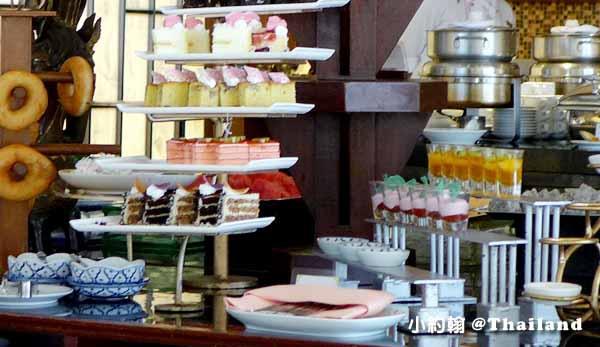 曼谷捷運Chit Lom站Mango 99午餐469元吃到飽餐廳@Arnoma Hotel甜點2.jpg