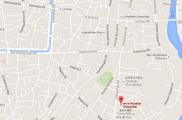 Art in Paradise Chiang Mai清邁3D視覺博物館MAP.jpg