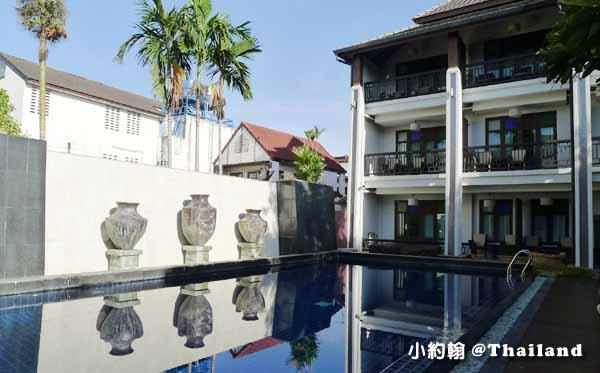 De Lanna Hotel清邁古城德蘭納飯店Wat Phra Singhh4.jpg