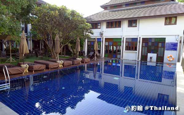 De Lanna Hotel清邁古城德蘭納飯店Wat Phra Singhh5POOL.jpg