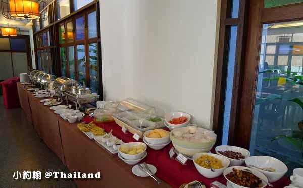 De Lanna Hotel清邁古城德蘭納飯店Wat Phra Singhh10早餐吧2.jpg