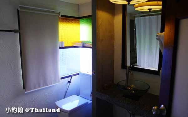 De Lanna Hotel清邁古城德蘭納飯店Wat Phra Singhh16洗手間.jpg