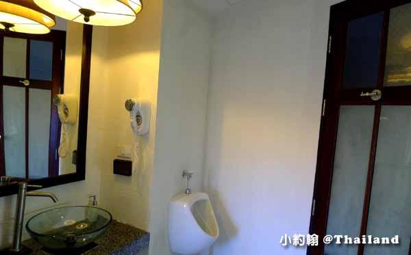 De Lanna Hotel清邁古城德蘭納飯店Wat Phra Singhh16洗手間2.jpg