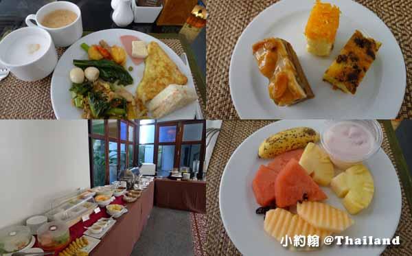 De Lanna Hotel清邁古城德蘭納飯店Wat Phra Singhh10早餐