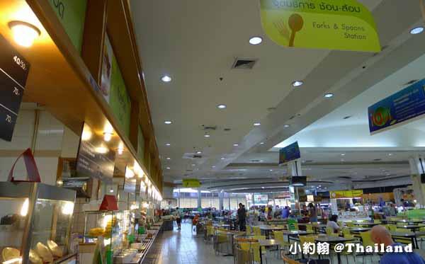 清邁必買必吃Big C Extra Chiang Mai大超市FOOD PARK.jpg