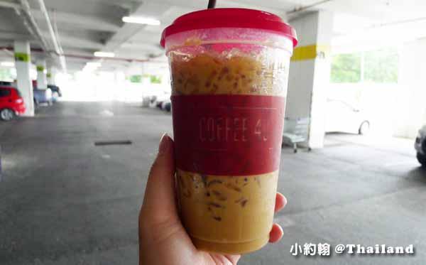 清邁必買必吃Big C Extra Chiang Mai大超市美食街Caffee4U Doitung咖啡.jpg