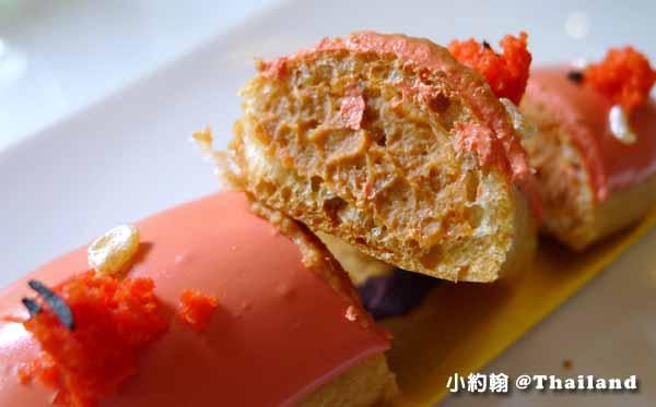 Dhara Dhevi Cake Shop 清邁英式維多利亞風貴婦下午茶 Thai Tea Eclair2.jpg