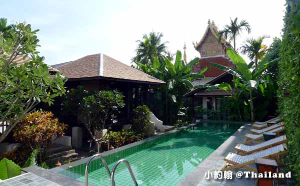 Baan Saen Fang Hotel Resort Villas清邁私密小別墅@Chiang Mai-pool.jpg