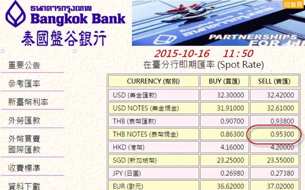 台北盤谷銀行換泰銖Bangkok Bank.jpg