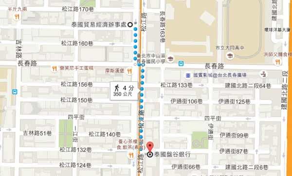 泰國貿易經濟辦事處 台北盤谷銀行MAP.jpg