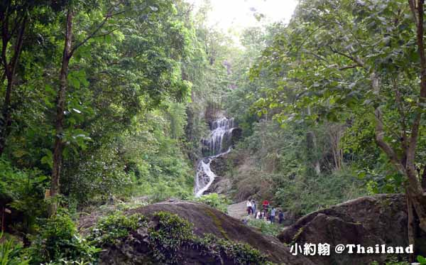 Huai Kaeo Waterfall清邁懷喬瀑布@Huay Kaew.jpg