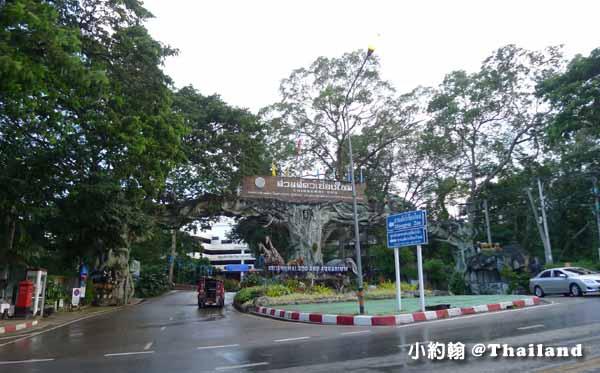 Huai Kaeo Waterfall清邁懷喬瀑布@Huay Kaew清邁動物園 Chiang Mai Zoo.jpg
