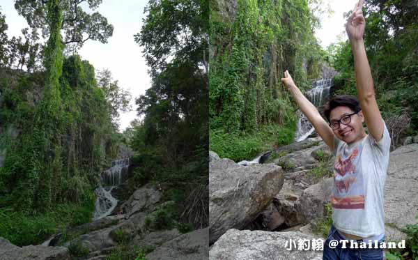 Huai Kaeo Waterfall清邁懷喬瀑布@Huay Kaew1.jpg