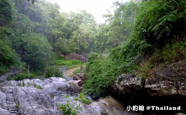 Huai Kaeo Waterfall清邁懷喬瀑布@Suthep Pui National Park3.jpg