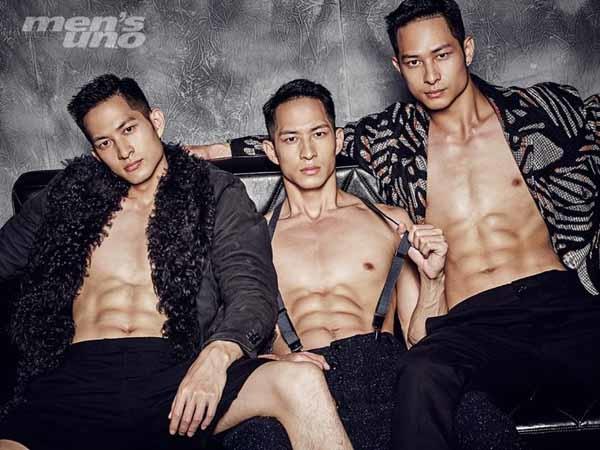 men's uno 194期 Luu Brothers 三次方力量.jpg