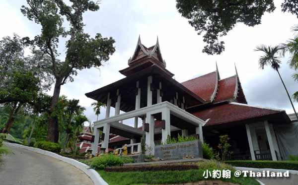 Panviman Chiang Mai Spa Resort清邁高山天堂Spa度假村飯店 lobby.jpg