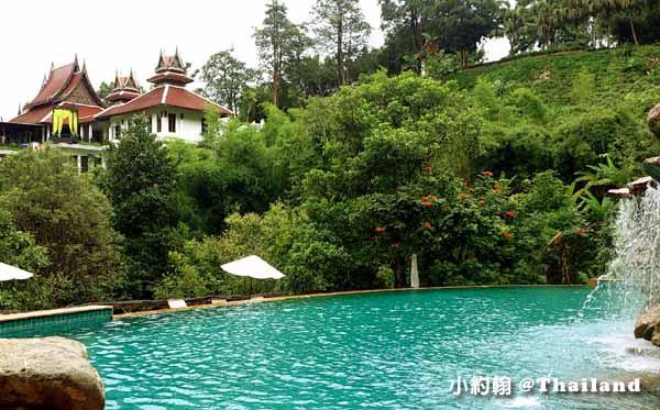 Panviman Chiang Mai Spa Resort清邁高山天堂Spa度假村飯店 POOL2.jpg