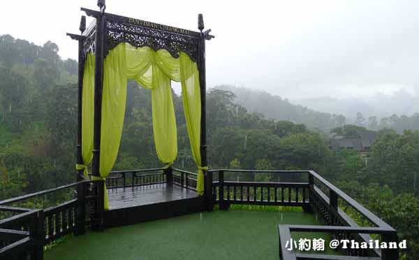 Panviman Chiang Mai Spa Resort清邁高山天堂Spa度假村飯店 露天涼亭.jpg