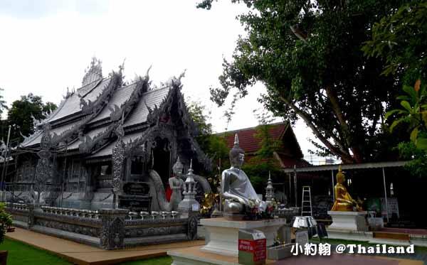 清邁週六夜市Wualai Road Saturday Night Market-Wat Sri Suphan素攀寺(銀廟).jpg