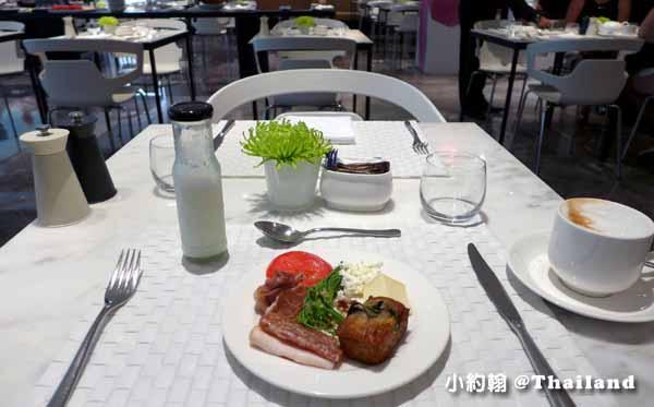 Metropolitan Bangkok Hotel曼谷大都會飯店 早餐吧3.jpg