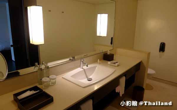 Metropolitan Bangkok Hotel曼谷大都會飯店房間 浴室.jpg