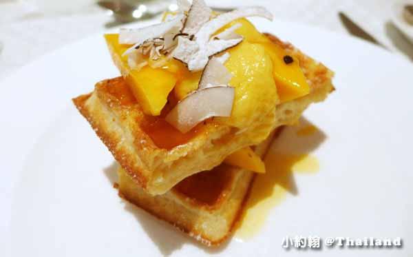 Metropolitan Bangkok Hotel曼谷大都會飯店GLOW Breakfast4