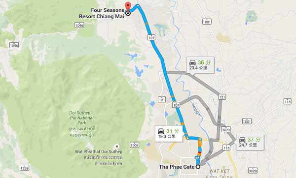 Four Seasons Resort Chiang Mai, Tha Phae Gate, MAP.jpg