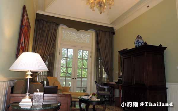 Dhara Dhevi Hotel Chiang Mai頂級奢華渡假村2-Colonial Suite殖民地風格套房5.jpg