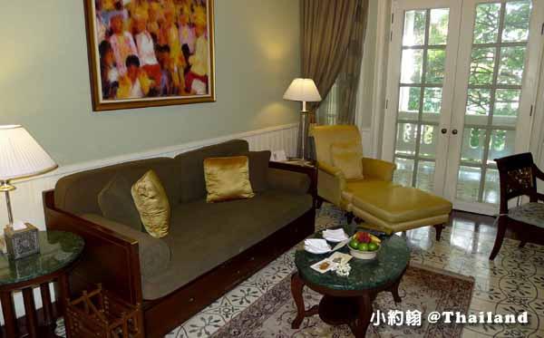 Dhara Dhevi Hotel Chiang Mai頂級奢華渡假村2-Colonial Suite殖民地風格套房7.jpg