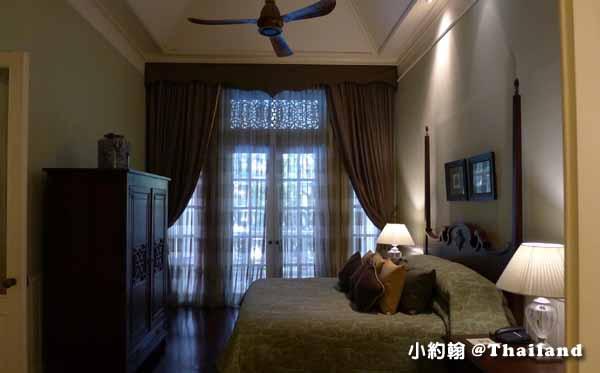 Dhara Dhevi Hotel Chiang Mai頂級奢華渡假村2-Colonial Suite殖民地風格套房8.jpg