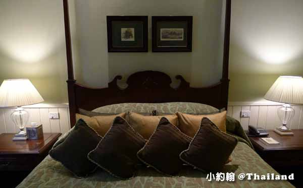 Dhara Dhevi Hotel Chiang Mai頂級奢華渡假村2-Colonial Suite殖民地風格套房10.jpg