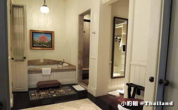 Dhara Dhevi Hotel Chiang Mai頂級奢華渡假村2-Colonial Suite殖民地風格套房13.jpg
