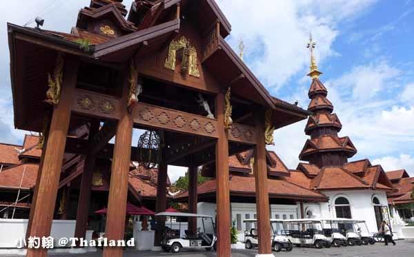 Dhara Dhevi Hotel Chiang Mai頂級奢華渡假村1-大廳3.jpg